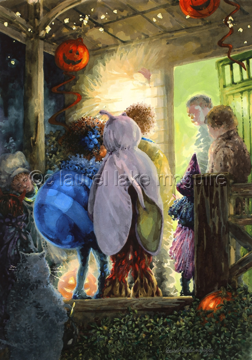 """""""All Hallows Eve"""" (large view)"""