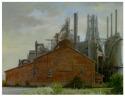 Painting--Oil-LandscapeSteelwoks