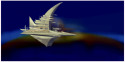 Digital Art--ConceptualConcept Spaceship