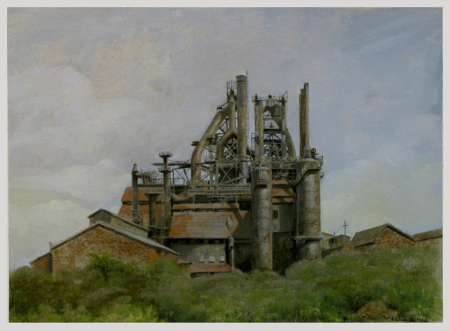 Bethlehem Steelworks (large view)