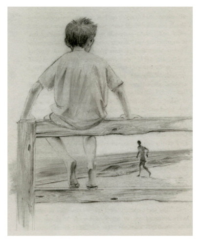 Drawing--Pencil-FigurativePortnoy's Complaint