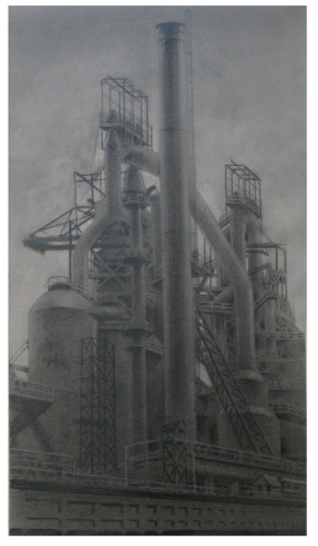 Steelworks (large view)