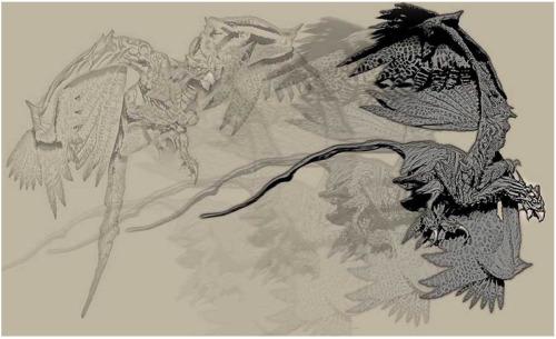 Digital Dragon (large view)