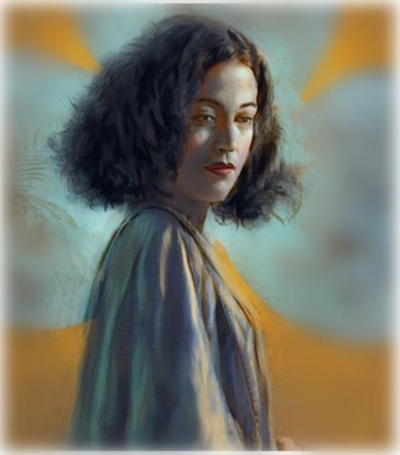 Digital Portrait (large view)