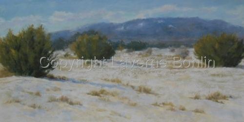 Winter in New Mexico