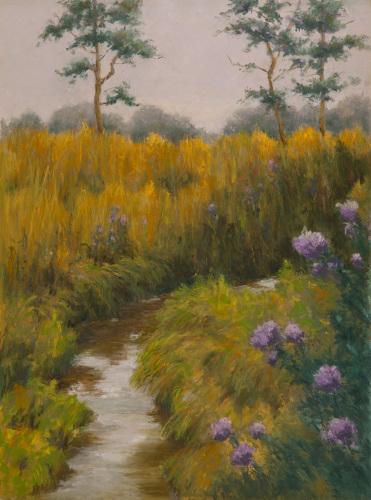 Schulenberg Prairie by Laverne Bohlin