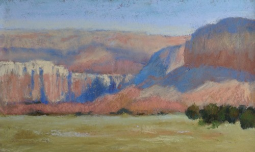 Ghost Ranch Morning