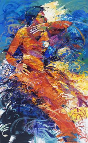 Flamenco rythm
