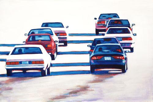 Traffic in Heaven
