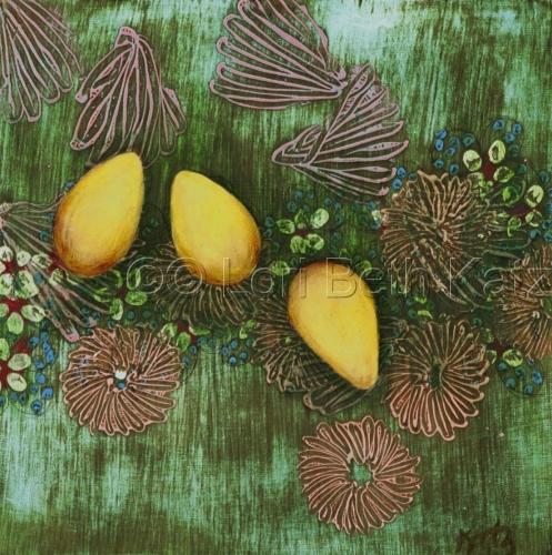 Field Wren A by Lori Beth Katz
