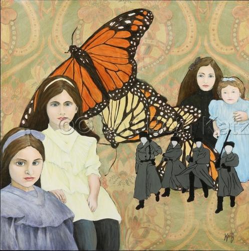 Meiller Sisters by Lori Beth Katz