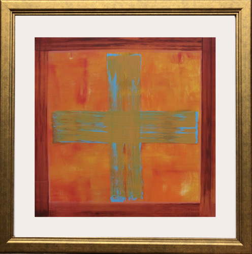 East - The Four Directions Limited Edition by Lee Bowers Oil Paintings - Chickasaw