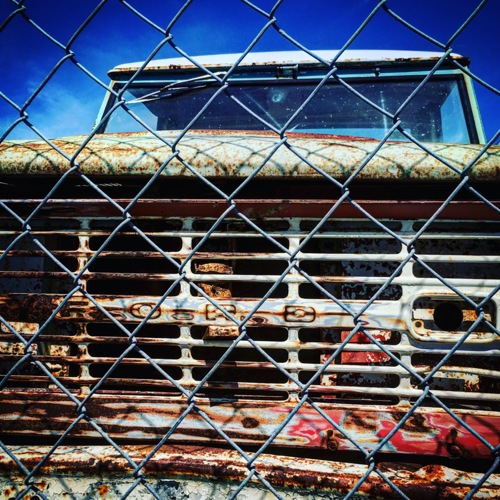 Retired Ford