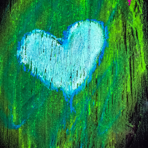 Chalk it up to Love