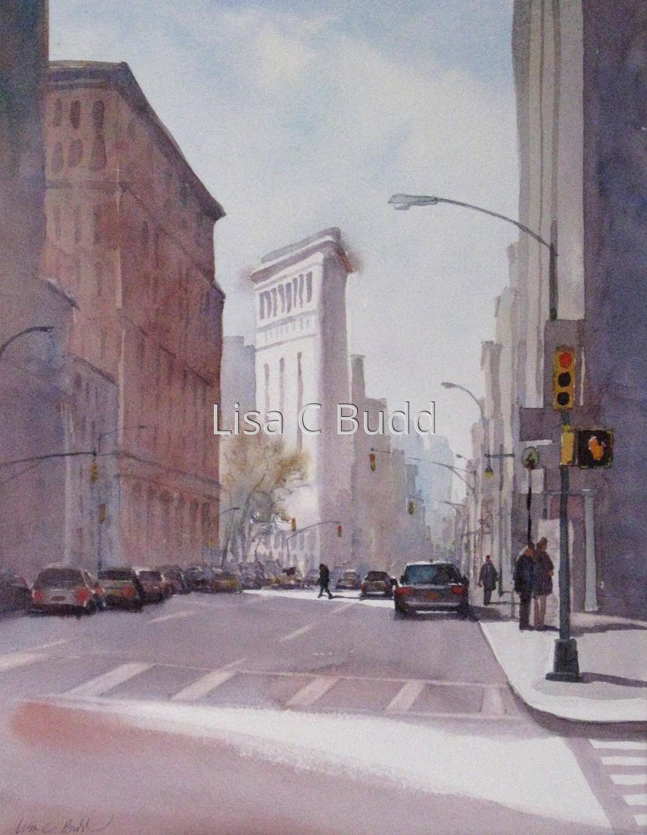 Manhattan Morning (large view)