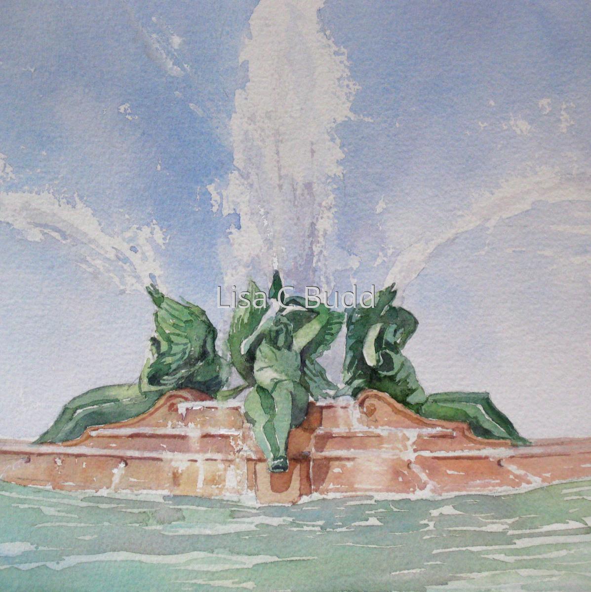 Swann Fountain (large view)