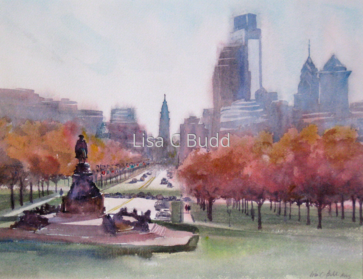 Autumn in Philly (large view)