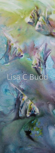 Go With the Flow by Lisa C Budd, AWS