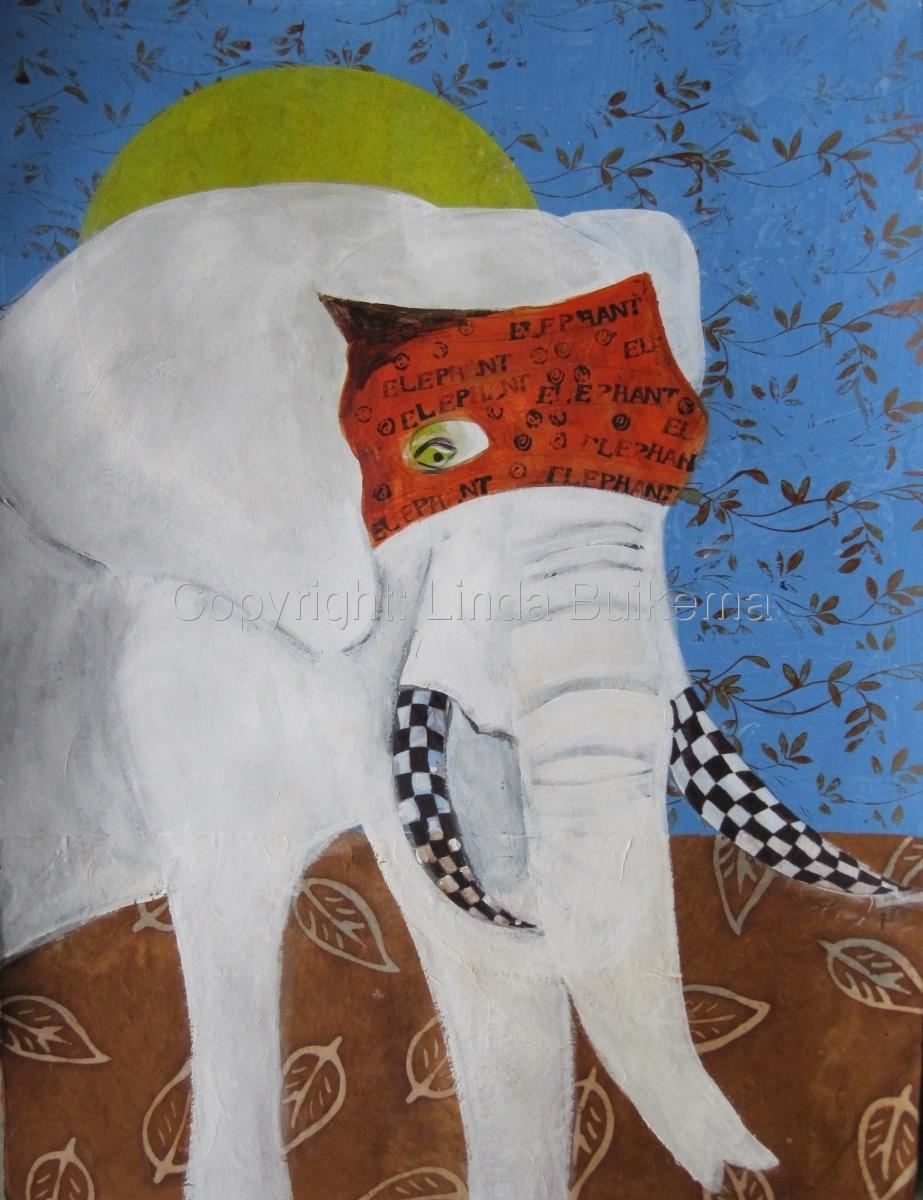 Elephant 2 (large view)
