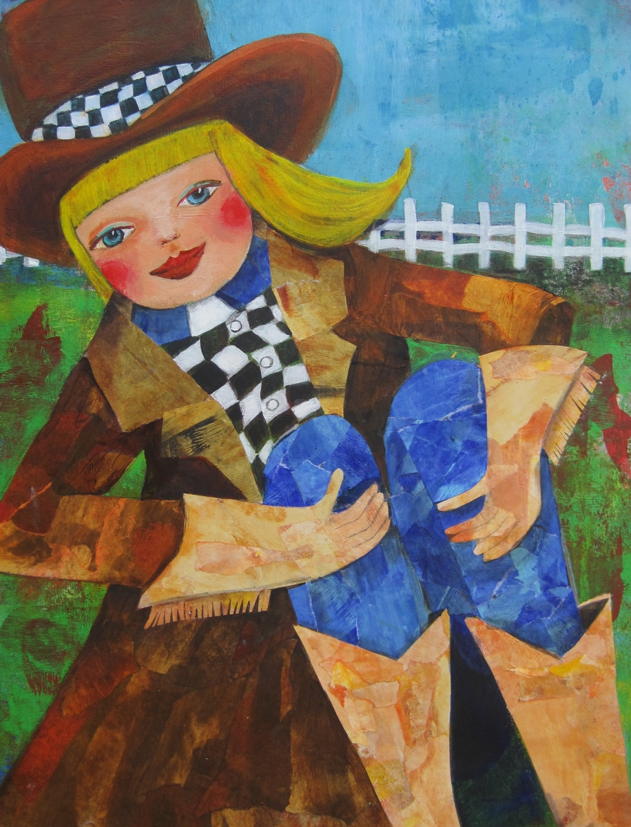 Cowgirl (large view)