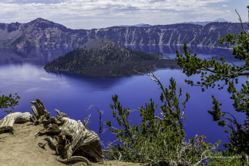 Crater Lake Beauty