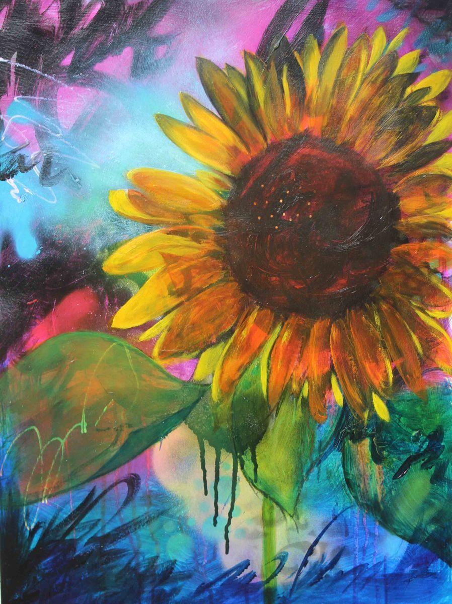 Sunflower II (large view)