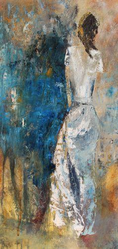 Meditation by Lynda Cheeley Fine Art