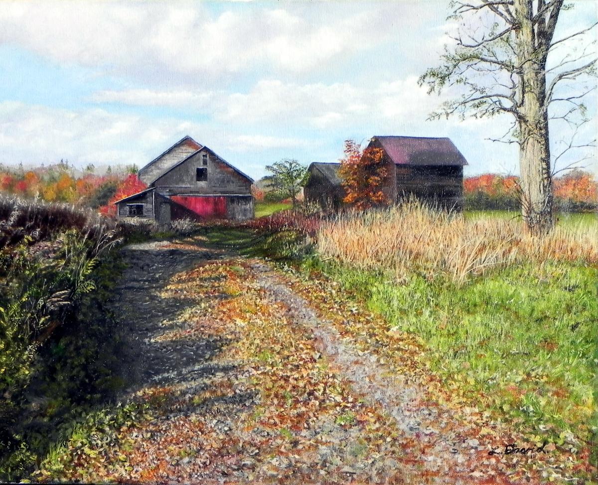 Red Barn Door (large view)