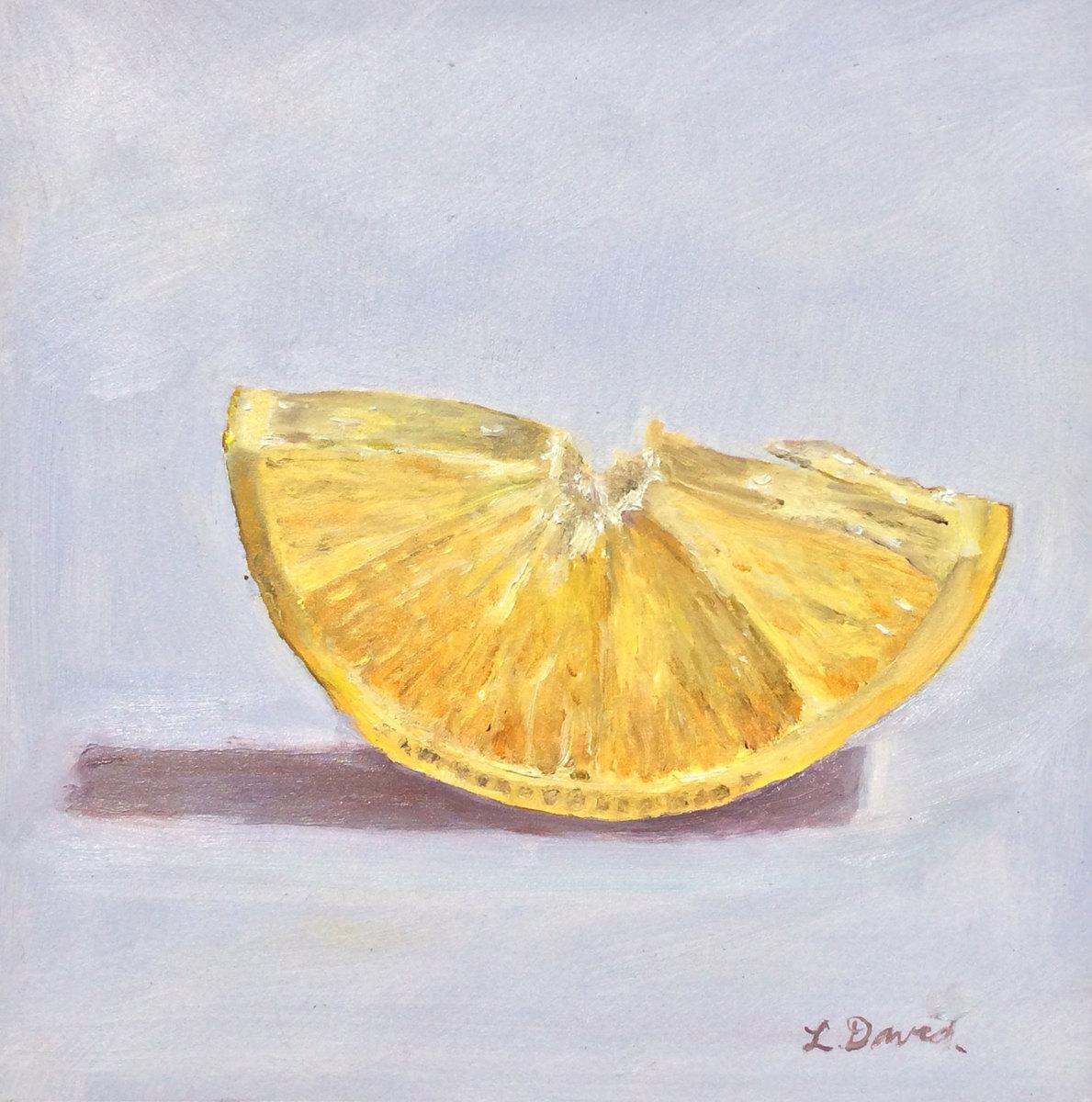 A Little Lemon (large view)