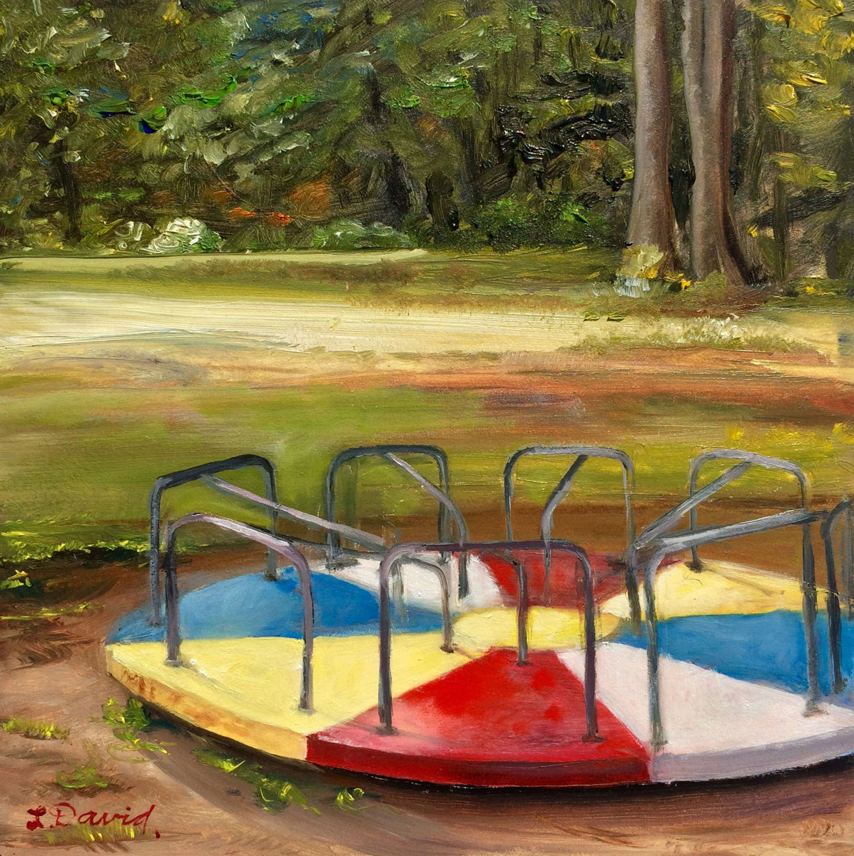 Merry-Go-Round (large view)