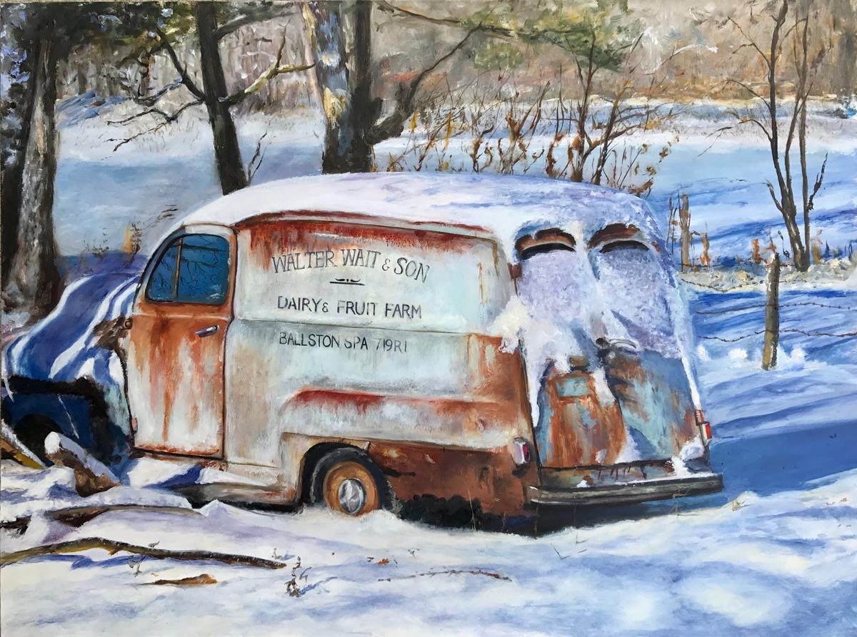Frozen Milk Truck (large view)