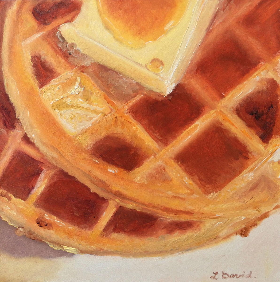 Waffles! (large view)