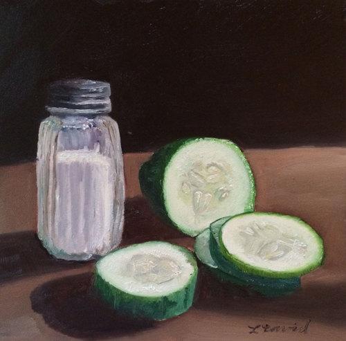 Salty Cucumbers