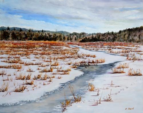 Alder Meadow Thaw