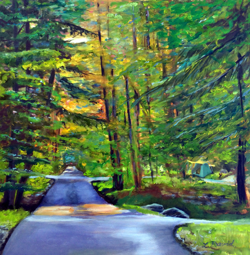 Campsite Road