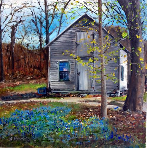 Blue Barns Road