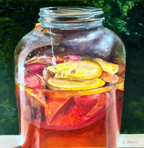 (Mr. Harvey's) Suntea