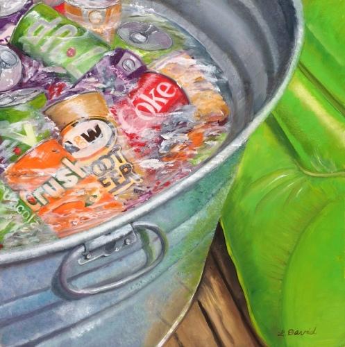 Tub O'Soda