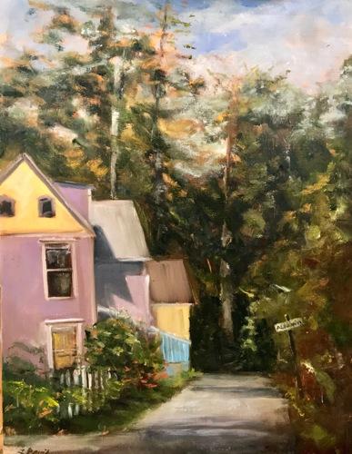 Albany St., Round Lake Village