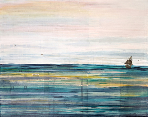Sea of Faith by The Art of Laura Davidson