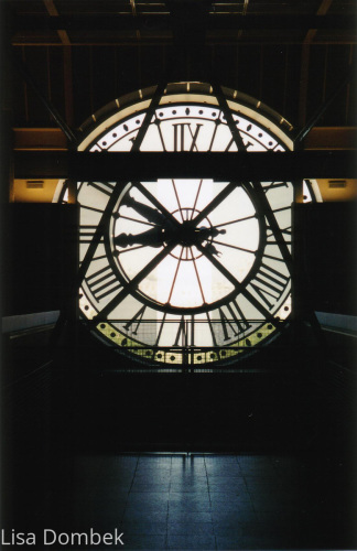 Cloche D'Orsay - Paris 2001 . limited edition