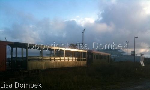 Train Ship 1