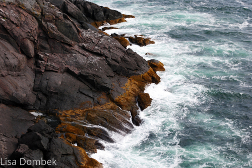 Seafoam Cliffs - Monhegan