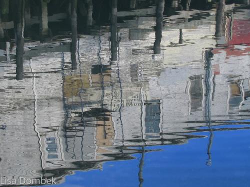 REFLECTIONS - WATERFRONT PATTERNS #3