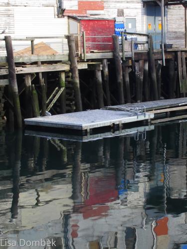 REFLECTIONS - WATERFRONT PATTERNS #2