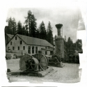 Gold Mine California by Peggy Hartzell (thumbnail)