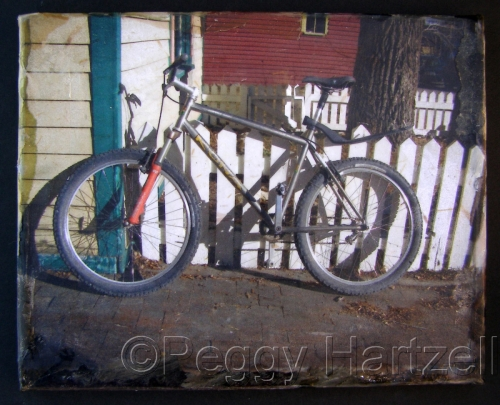CB Bike 1 by Peggy Hartzell