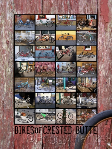 Photography--Color-GenreCrested Butte Bike Poster