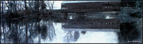 Gettysburg - Haunted Sachs bridge (large view)