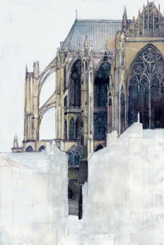 Metz Cathedral (large view)